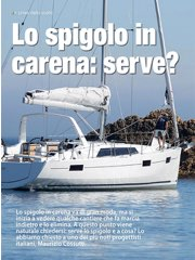 Lo spigolo in carena: serve?
