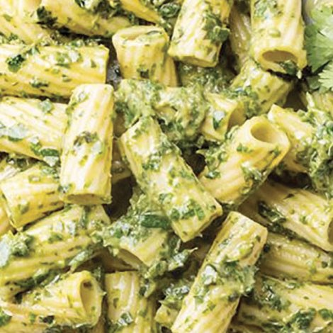 Penne all'avocado