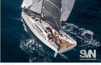Grand Soleil 34 Performance, Grand Soliel 34 sotto gennaker
