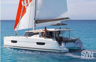 Fountaine Pajot Lucia 40, Fountaine Pajot Lucia 40