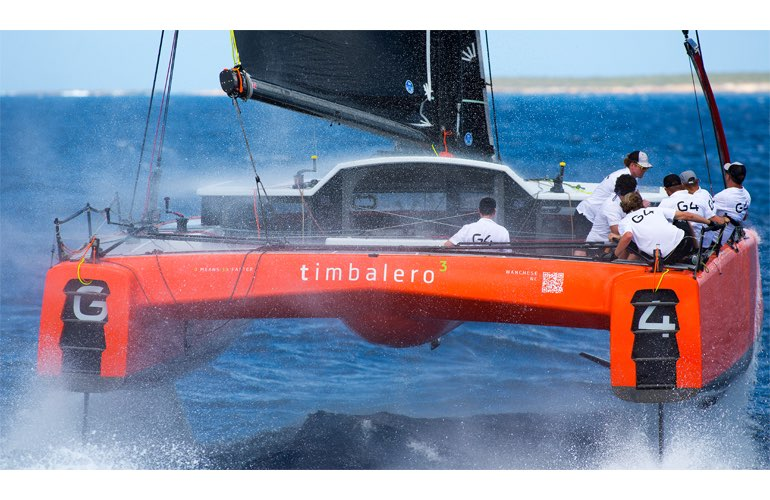 Il gruppo Grand Large Yachting acquista Gunboat