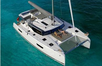 Fountaine Pajot New 47, Fountaine Pajot New 47 - i rendering