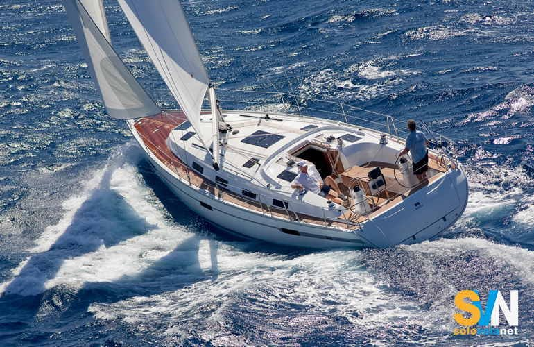 Bavaria 40 Cruiser di lasco