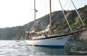 Ketch Clipper 48