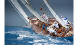 Si conclude Les Voiles d'Antibes