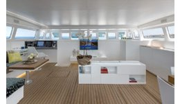 625 Sail il catamarano di design