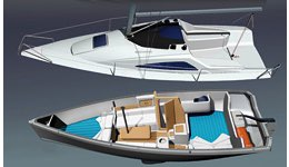 Nuovo cruiser-racer firmato Make Sails