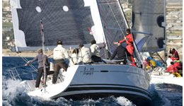 Ultimo week end di regata