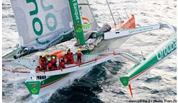 Per Groupama record dell'Indiano