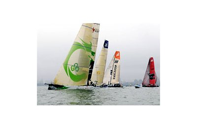 Anche la In-Port Race ha parlato in favore di Ericsson 4