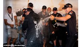 Oracle Team USA Spithill vince le ACWS
