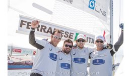 Ferrarese Racing Team conquista il titolo europeo di match race in Polonia