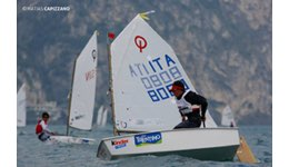 Campionati Optimist, day 3