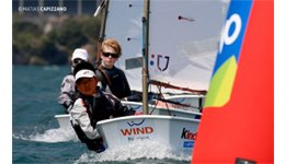 Campionati Optimist, day 2