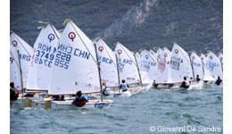 Campionati Optimist, day1