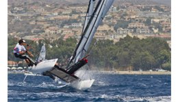Sail First ISAF Youth Sailing World Championship