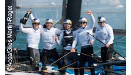 San Francisco bis per ORACLE TEAM USA SPITHILL