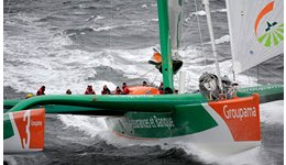 Groupama oltre l'equatore