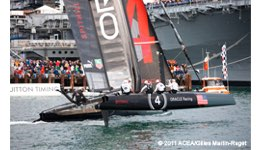 Oracle Racing Spithill torna al successo nel match race