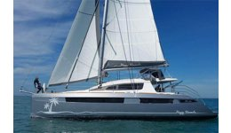 I catamarani Privilege si rinforzano in Italia
