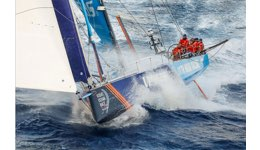 Vestas 11th Hour Racing, ha disalberato, l'equipaggio sano e salvo