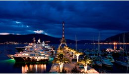 Dubai acquista l'Adriatic Superyacht Marina and Resort in Montenegro