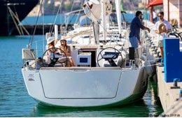 Pala singola, il perché della scelta di Dufour per le sue barche