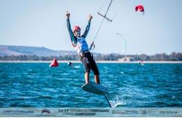 Cagliari sede del mondiale di kite su foil 2020