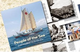 People of the sea, l'ultimo libro di James Wharram