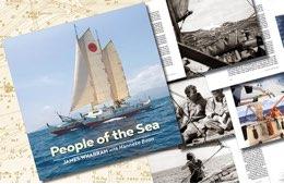 People of the sea, l'ultimo libro di James Wharram
