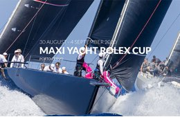 Rolex Swan Cup: confermata a settembre in Sardegna