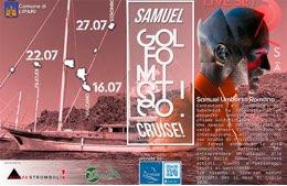 Samuel Romano inventa il concerto in mare
