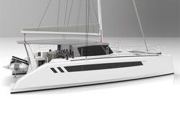 Seawind 1370, il nuovo catamarano in casa il Seawind