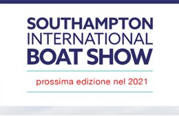 Southampton International Boat Show: rimandato al 2021