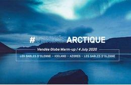 la prima edizione della Vendée-Arctique-Les Sables d'Olonne Race