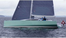 Frost 38, la superleggera
