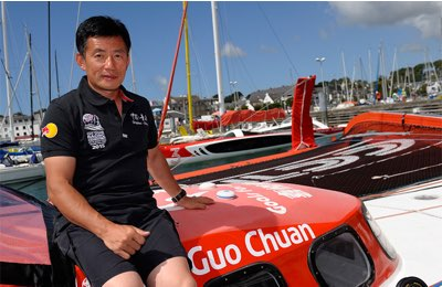 Guo Chuan, lo skipper cinese scomparso in Pacifico