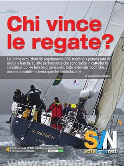 Chi vince in regata?