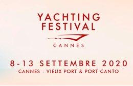 Il Cannes Yachting Festival è definitivamente confermato