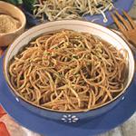 Spaghetti ai germogli
