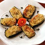 Barchette di zucchine con patate