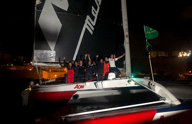 Rolex Middle Sea Race 2020: Maserati prima tra i multi